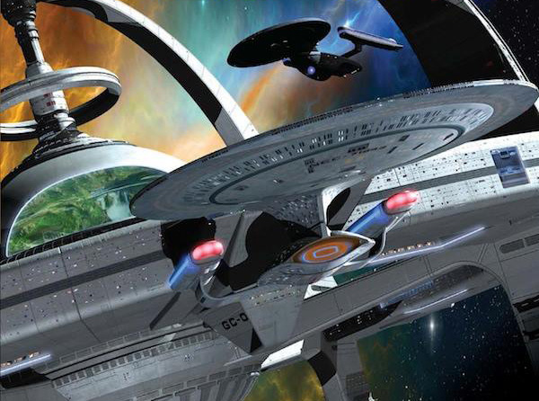 New Star Trek Novel Series Features New DS9 Space Station ...