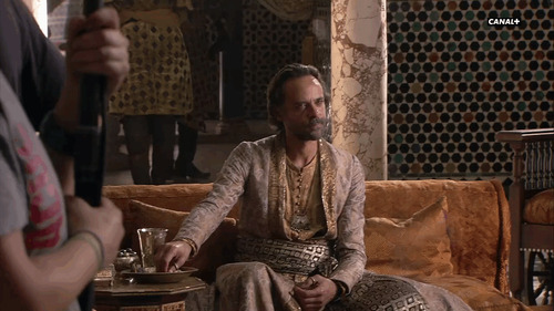game of thrones first look at alexander siddig as doran