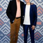 Alexander Siddig & David Mazouz at FOX TCA 2017