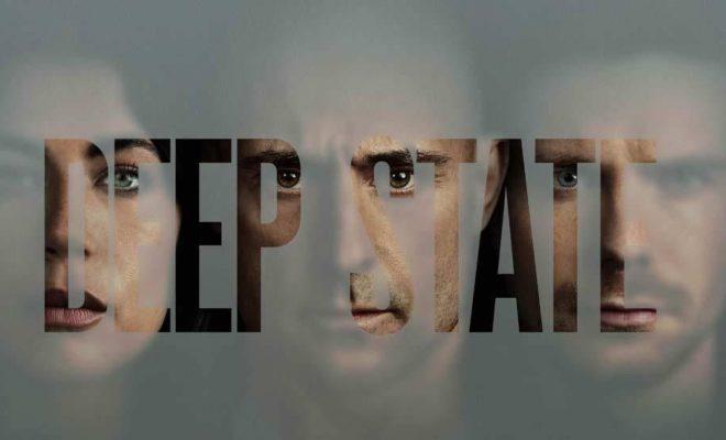 Deep State key art